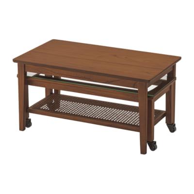 使うほど味わいの増すノスタルジックなネストテーブル