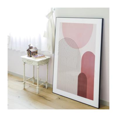 お部屋の印象をがらりと変えるアートパネル(抽象)/PK