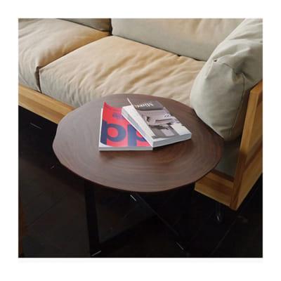 カフェスタイルのサイドテーブル/BR